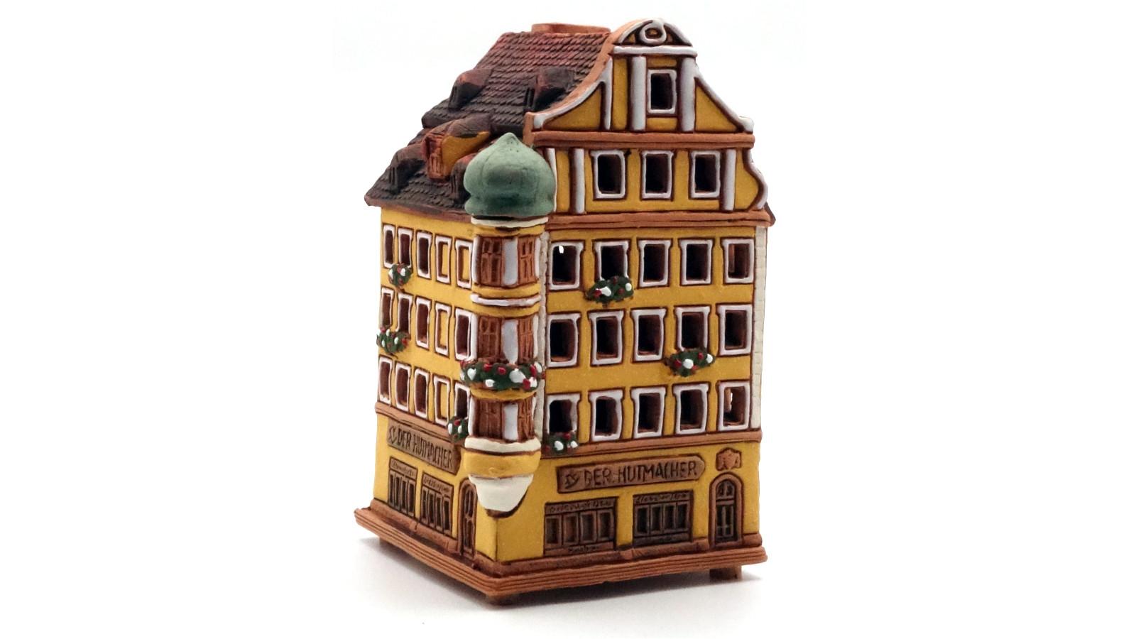 Hutmacher Haus Regensburg Lichthaus