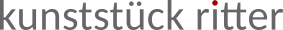 Kunststück Ritter Logo